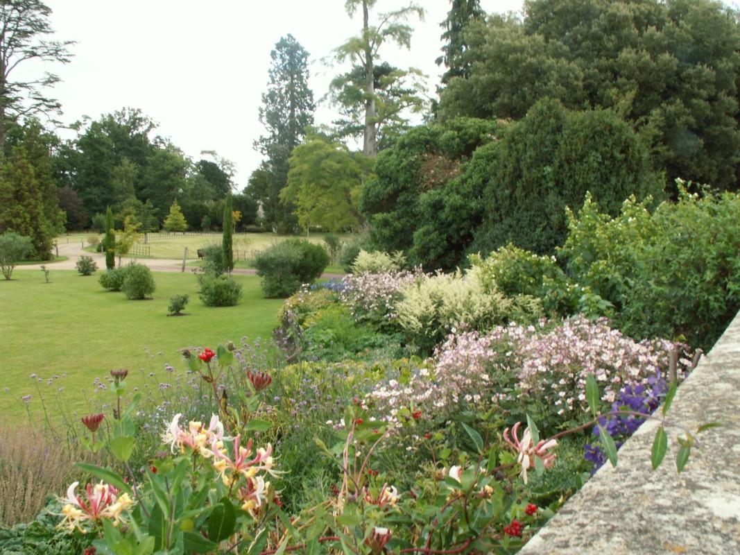 Ickworth viaje a visitar jardines ingleses for Jardines de campo