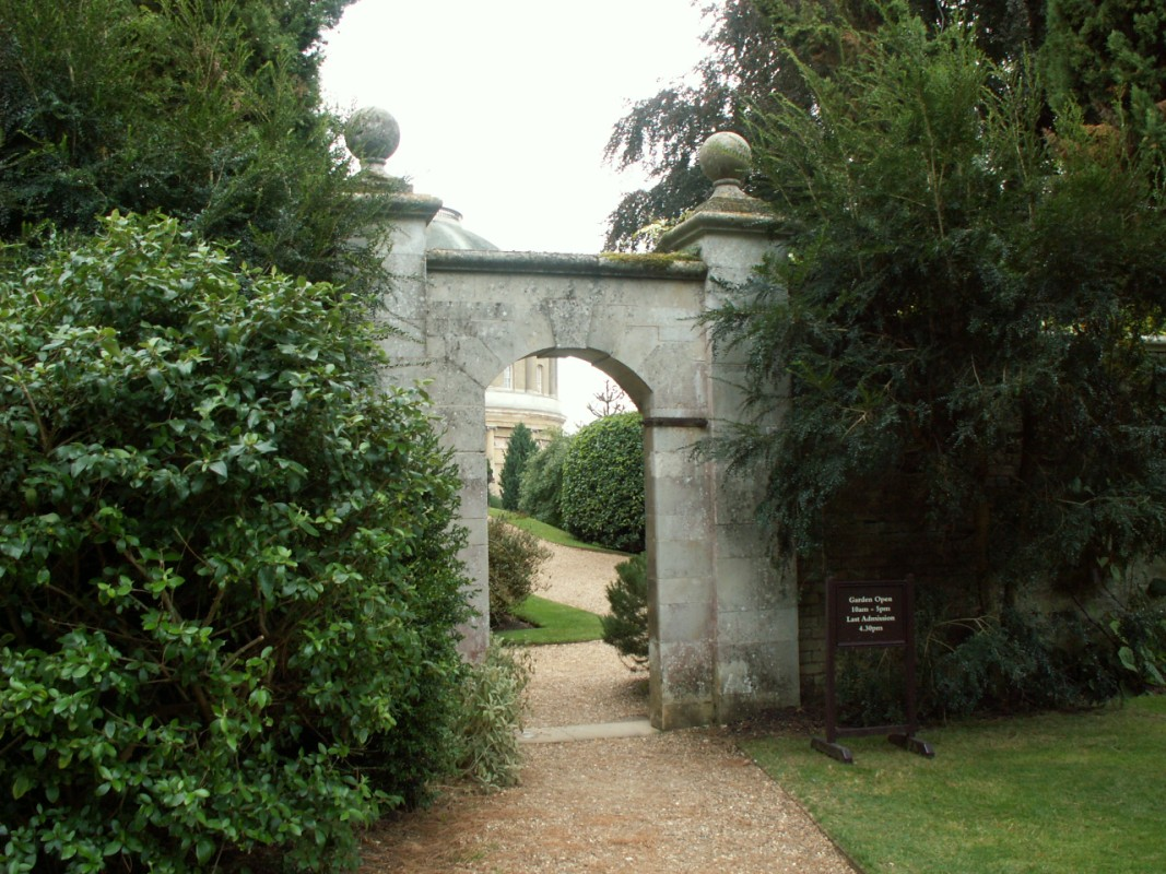 Attingham park viaje a visitar jardines ingleses for Jardines naturales