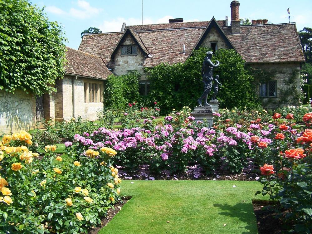 Anglesey abbey viaje a visitar jardines ingleses - Casas con jardines bonitos ...