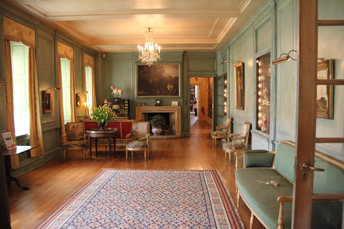 Upton house viaje a visitar jardines ingleses - Casas de campo decoracion interior ...
