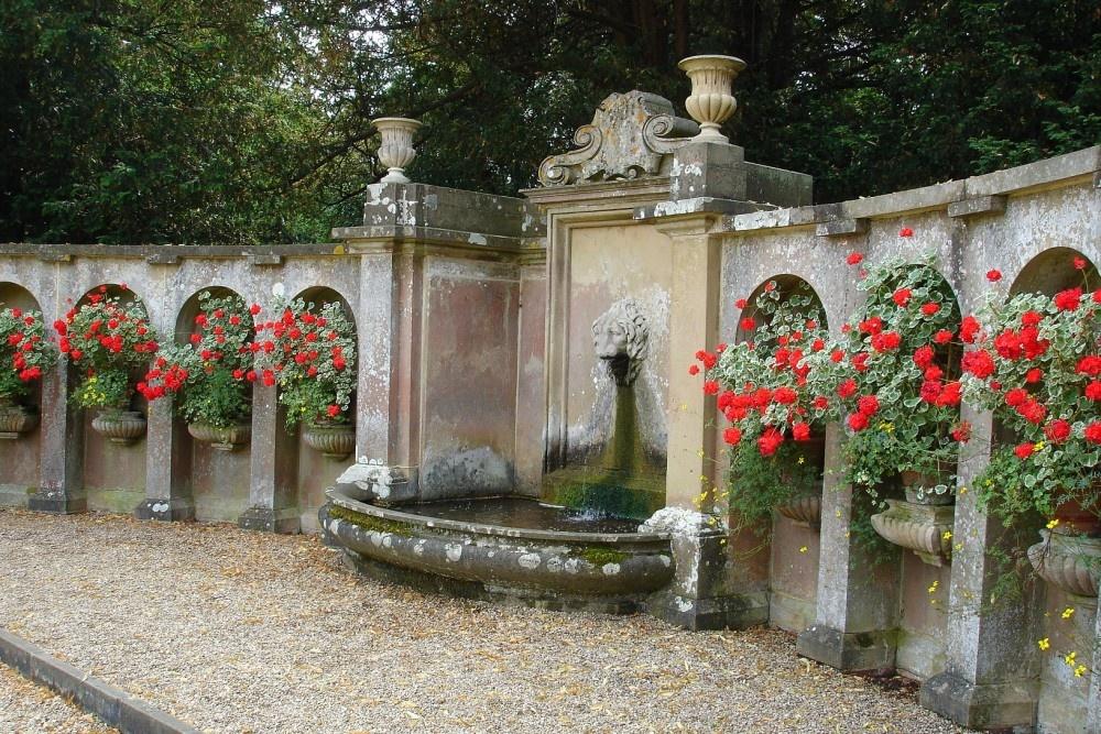 Jardin ingles viaje a visitar jardines ingleses - Jardines en casas de campo ...