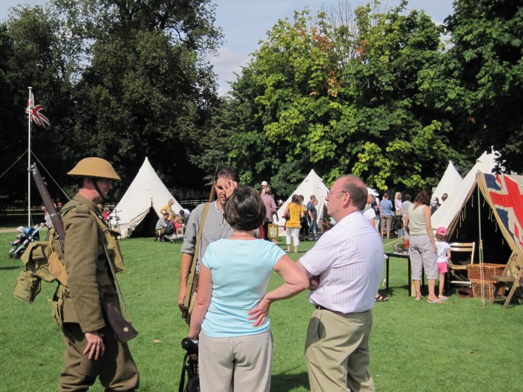 Casa campo viaje a visitar jardines ingleses - Como son los ingleses ...
