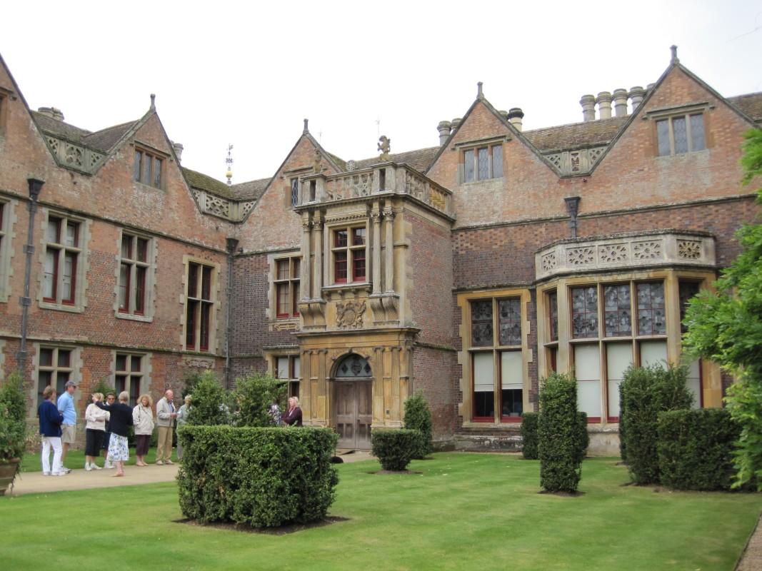 Charlecotte park viaje a visitar jardines ingleses - Imagenes de casas inglesas ...