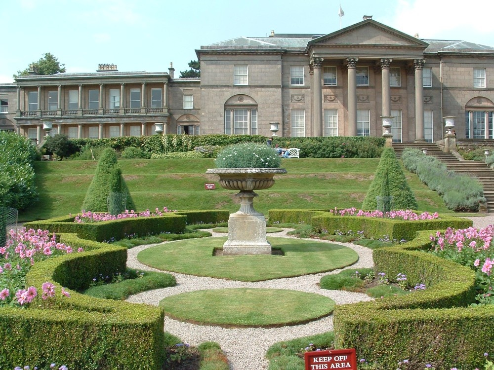 Tatton park viaje a visitar jardines ingleses for Jardines en casas pequenas fotos