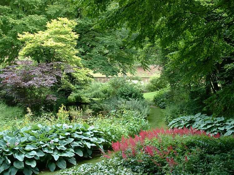 Upton house viaje a visitar jardines ingleses - Bordes para jardines ...