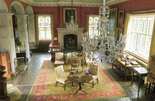 Coughton Court | Viaje a visitar jardines ingleses