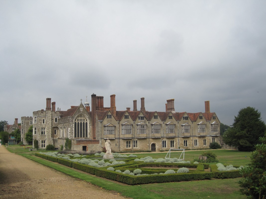 Knole viaje a visitar jardines ingleses for Jardines pequenos ingleses