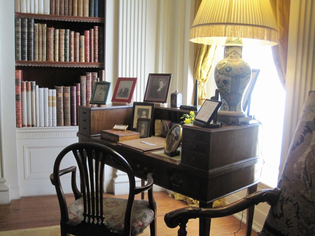 Polesden lacey viaje a visitar jardines ingleses - Muebles ingleses antiguos ...