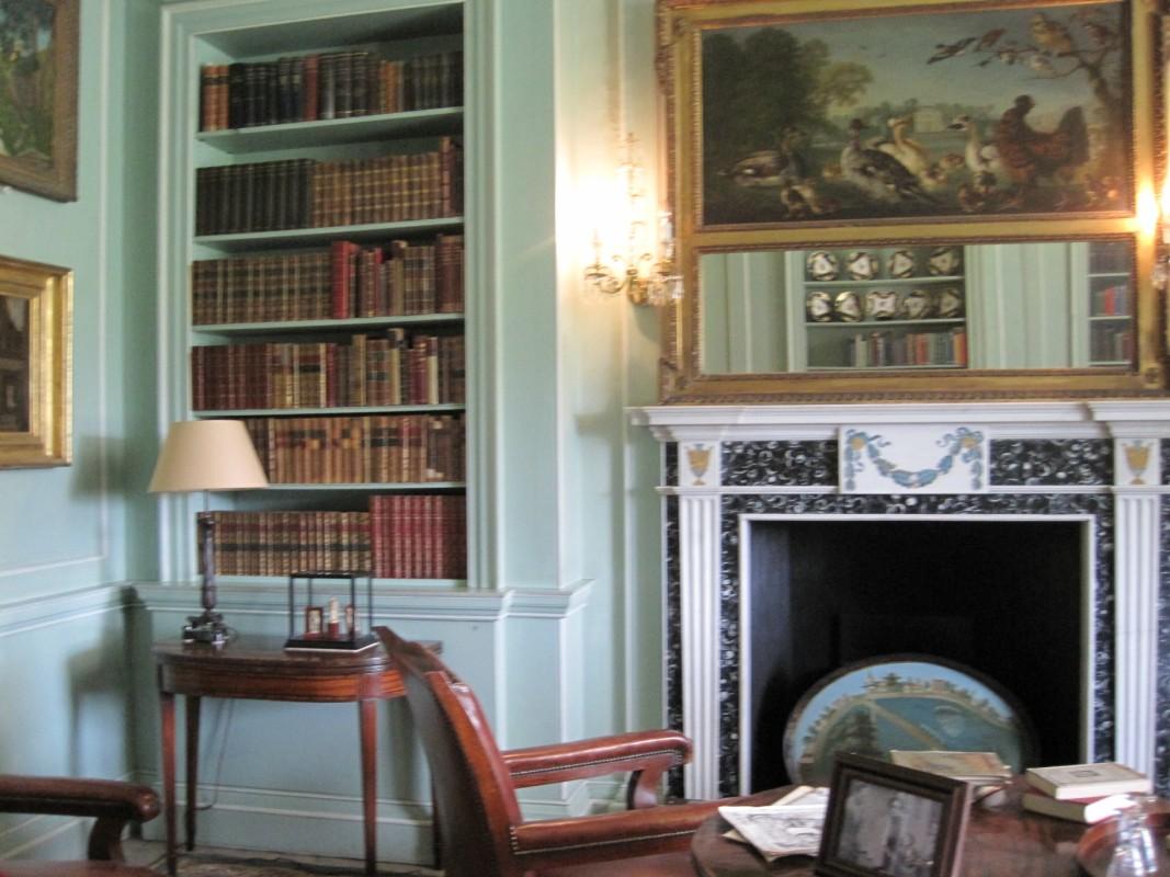 Mottisfont viaje a visitar jardines ingleses - Imagenes de casas inglesas ...