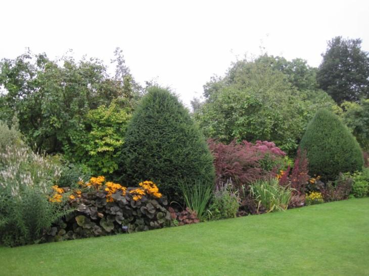 The courts viaje a visitar jardines ingleses - Borduras jardin bricomart ...