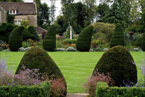 The courts viaje a visitar jardines ingleses - Jardines en casas de campo ...