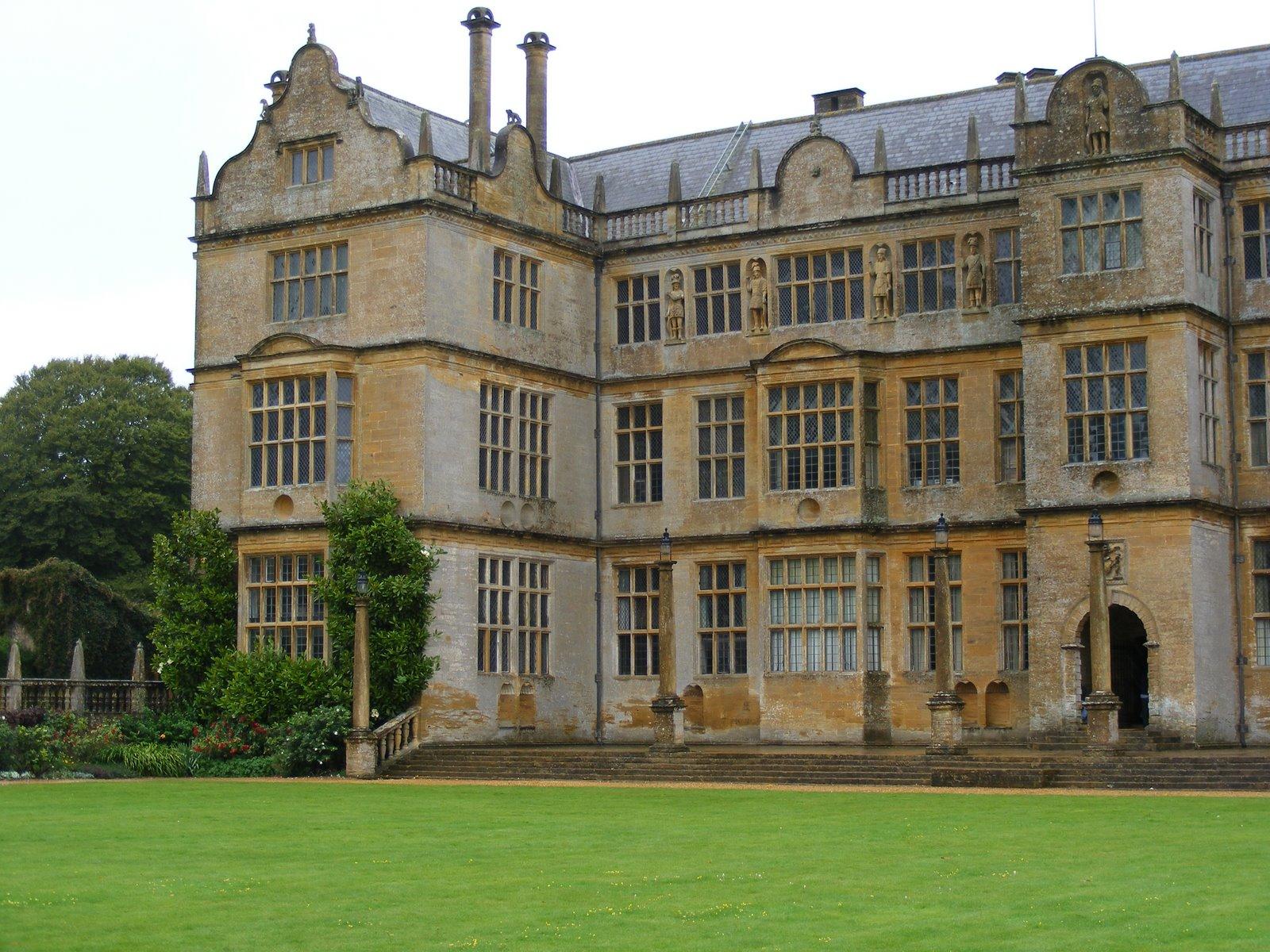 Montacute viaje a visitar jardines ingleses - Imagenes de casas inglesas ...