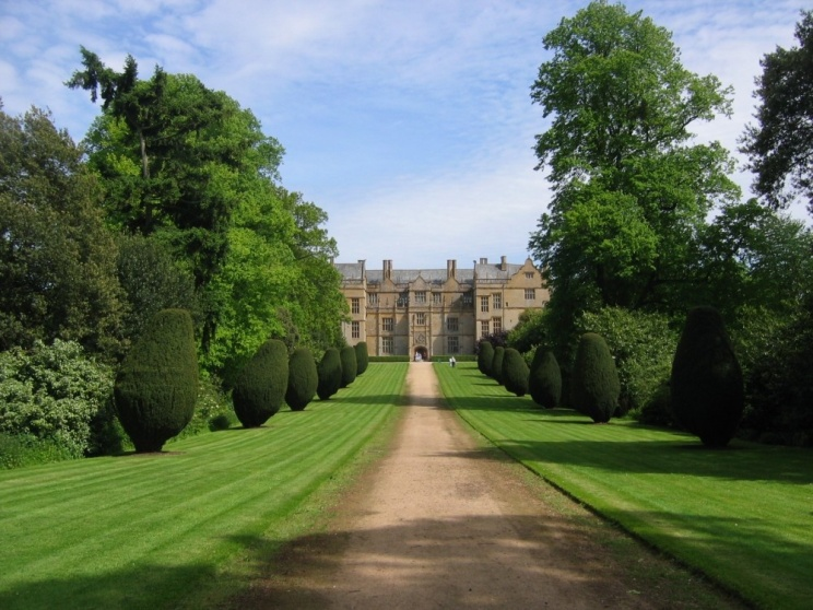 Montacute viaje a visitar jardines ingleses - Como son los ingleses ...